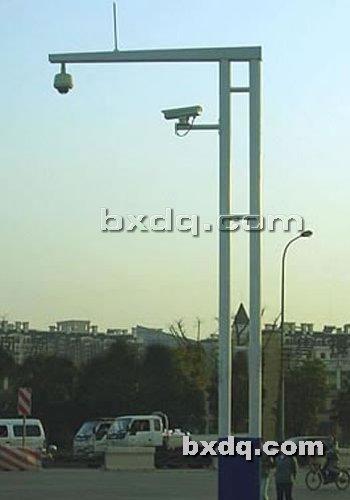 监控杆网提供生产交通监控立杆厂家