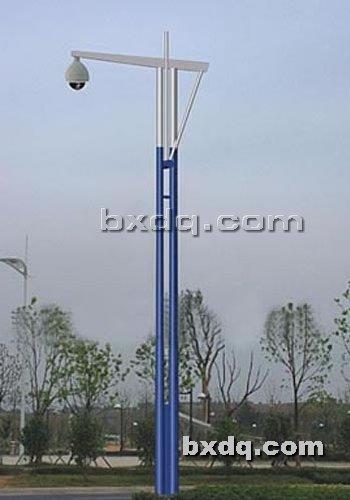 监控杆网提供生产照明防水灯杆厂家