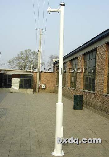 监控杆网提供生产锥形球机立杆厂家