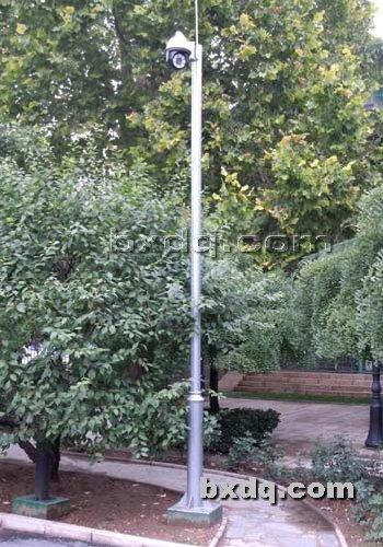 监控杆网提供生产闭路电视监控立杆厂家