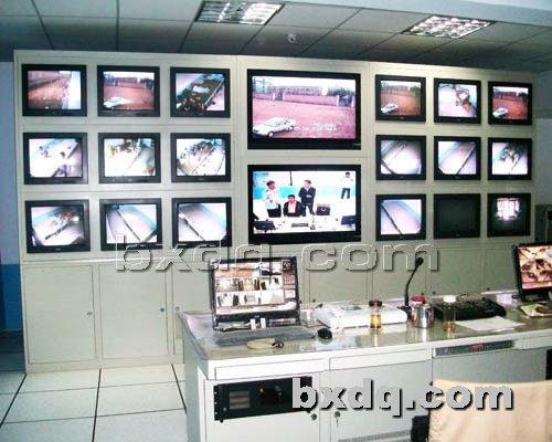 监控杆网提供生产通用电视墙厂家