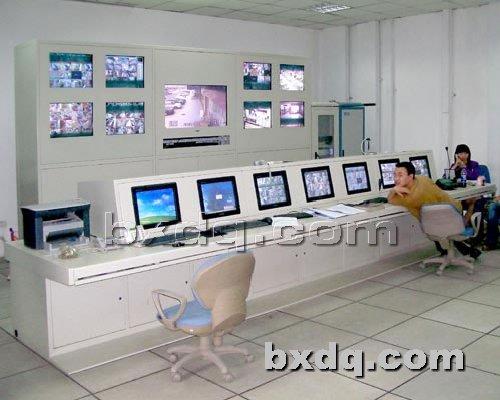监控杆网提供生产钢制电视墙厂家