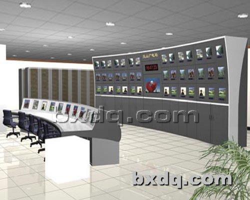 监控杆网提供生产服务器屏幕墙厂家